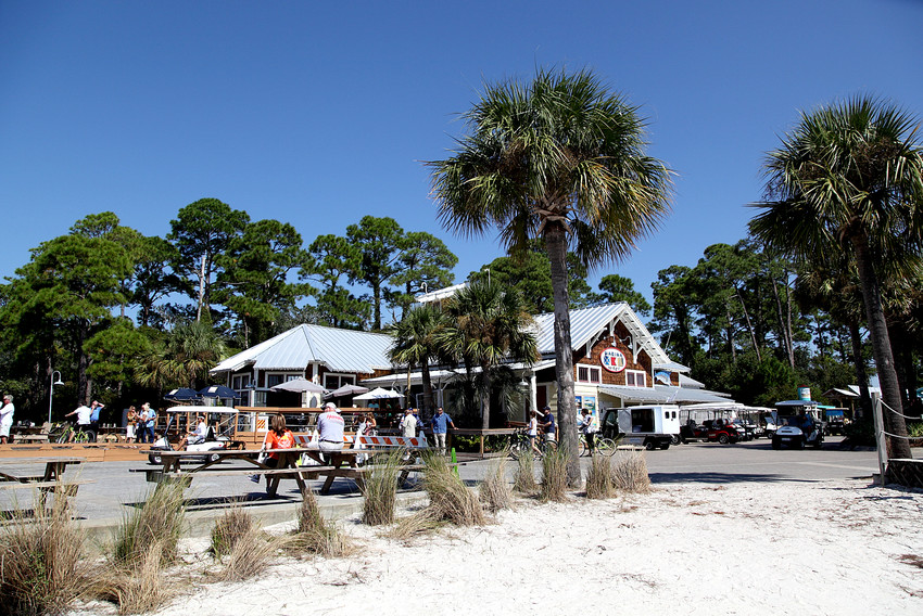 Marina Bar & Grill - South Walton, Florida